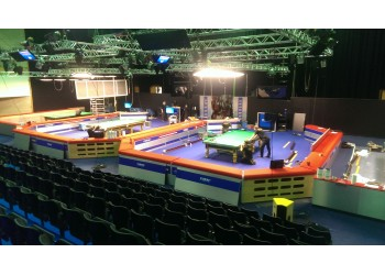 UK Championship Main Arena
