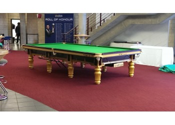 UK Championships Cue Zone