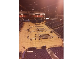 Welsh Open Cardiff Main Hall